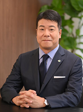 代表取締役社長 兼 CEO 鼠家和彦