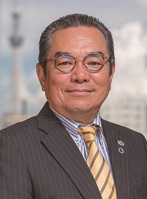 取締役会長 砂原 健市